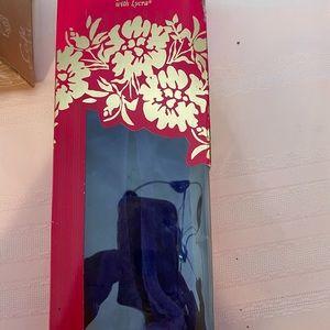 isotoner Shoes - Isotoner velvet bow slippers